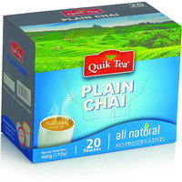 Quik Tea Plain Chai  ...