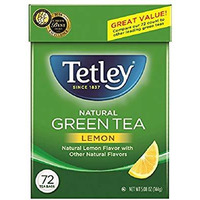 Tetley Natural Green ...