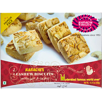 Karachi Cashew Biscuits Pack of 400 g (14.10 oz)
