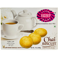 Karachi Chai Biscuits Pack of 400 g (14.10 oz)