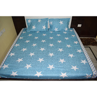 Indian Cotton Bedsheet