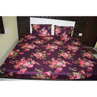 Cotton Floral Bedsheet