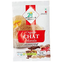 24 Mantra Organic Chat Masala - 1.75 Oz