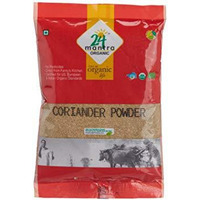 24 Mantra Organic Coriander Powder - 7 Oz