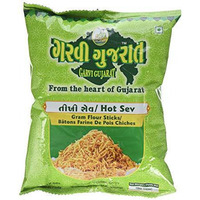 Garvi Gujarat Hot Sev - 285 Gm