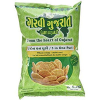 Garvi Gujarat 3 In One Puri - 285 Gm