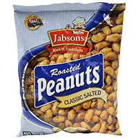 Jabsons Roasted Peanuts Classic Salted - 160 Gm