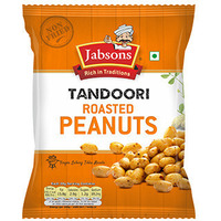 Jabsons Tandoori Roasted Peanuts - 140 Gm