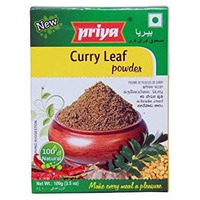 Priya Curry Leaf Powder - 100 Gm