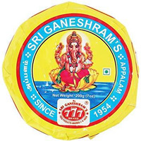 777 Sri Ganeshrams Appalam - 200 Gm