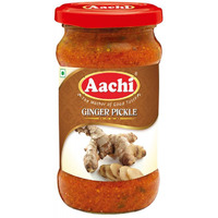 Aachi Ginger Pickle - 300 Gm