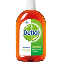 Dettol Antiseptic Disinfectant Liquid - 550 Ml