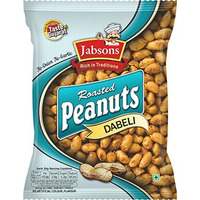 Jabsons Roasted Peanuts Dabeli - 140 Gm