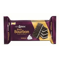 Parle Hide & Seek Vanilla Bourbon Cream - 100 Gm