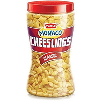 Parle Monaco Cheeslings Classic - 150 Gm