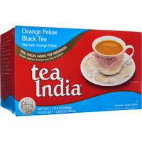 Tea India Premium Orange Pekoe Black Tea - 216 Bags