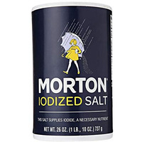 Morton Iodized Salt  ...