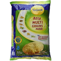 Sujata Atta Multi Grains Flour - 10 Lb