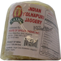 Laxmi Indian Kolhapuri Jaggery - 11 Lb