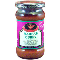 Deep Madras Curry Paste - 10 Oz