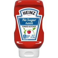 Heinz No Sugar Added Tomato Ketchup - 13 Oz