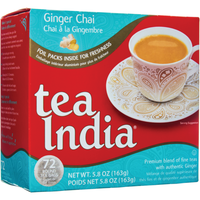 Tea India Ginger Cha ...