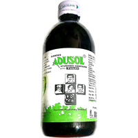 Adusol Ayurvedic Syrup With Tulsi - 200 Ml