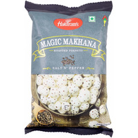 Haldiram's Magic Makhana Salt N' Pepper - 30 Gm