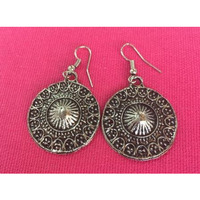 Beautiful Ethnic Oxidised Earring