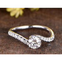 1.5ct Round Cut Diam ...