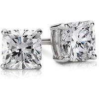 1.65Ct Cushion Cut W ...