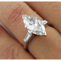 2.40Ct Marquise Cut  ...