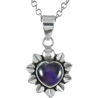 925 Sterling Silver Jewelry !! Charming Amethyst Gemstone Silver Jewelry Pendant