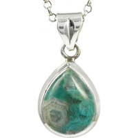 Top Quality African!! 925 Silver Turquoise Pendant