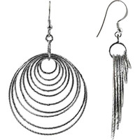 Natural Beauty ! 925 Sterling Silver Earrings
