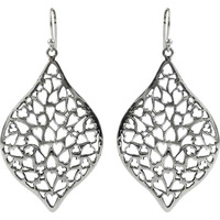 Beautiful Design!! 925 Sterling Silver Earrings