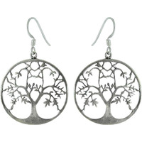 Dainty Daisy! 925 Sterling Silver Earrings