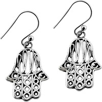 Misty Morning!! 925 Sterling Silver Earrings