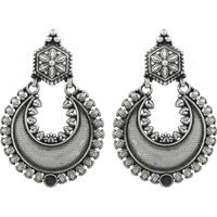 Amazing Design 925 Sterling Silver Earrings