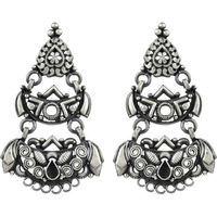 Personable!! 925 Sterling Silver Earrings