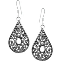 So In Love! 925 Sterling Silver Earrings Wholesale