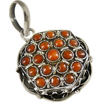 Exclusive !! 925 Sterling Silver Pearl Pendant