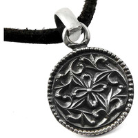 Stylish Design!! 925 Sterling Silver Pendant
