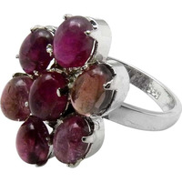 Franqipani Queen!! 925 Silver Tourmaline Ring Wholesale