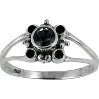 Royal!! Iolite 925 Sterling Silver Ring
