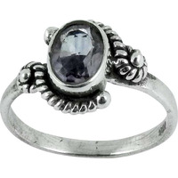 Island Fantasy!! Iolite 925 Sterling Silver Ring