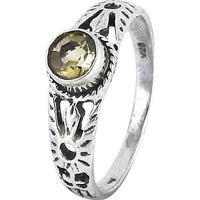 Awesome!! Citrine 925 Sterling Silver Ring