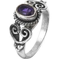 Fantastic Quality Of !! Amethyst 925 Sterling Silver Ring
