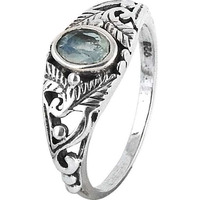 Big New Awesome ! Rainbow Moonstone 925 Sterling Silver Ring