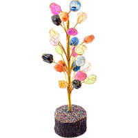 Shiva crystal reiki healing gemstone seven chakra Tumble Tree Medium